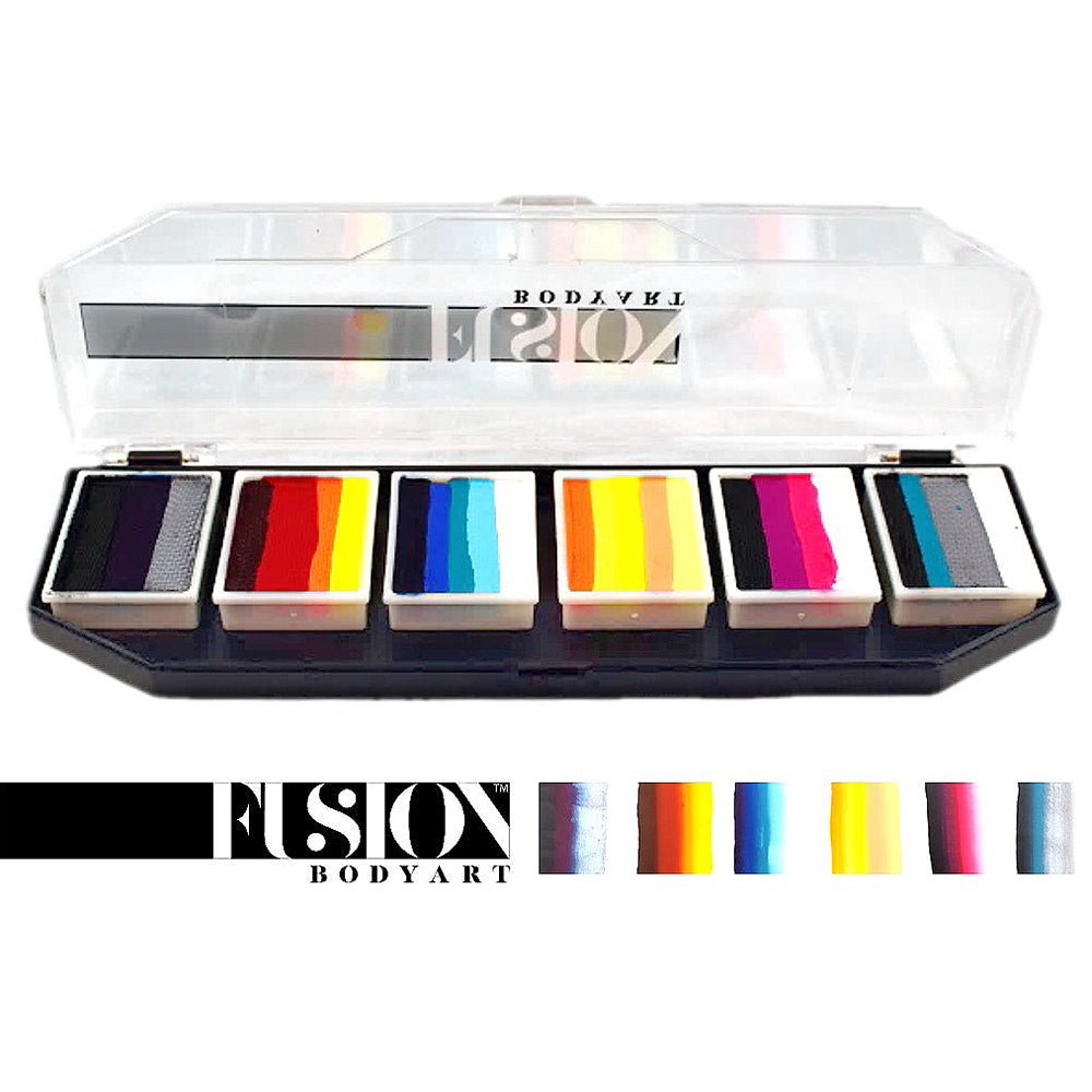Fusion Body Art Palette - Hero Power by Onalee Rivera