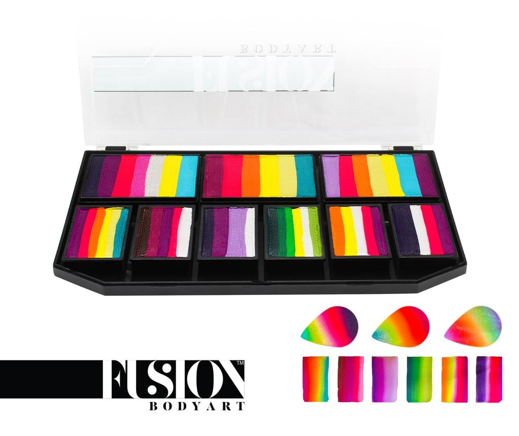 Fusion Body Art Petal Palette -Leanne's Fairy Collection