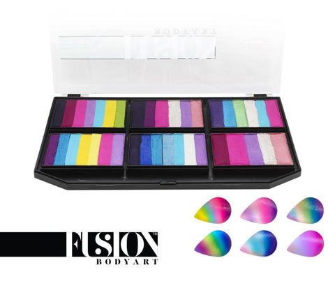 Fusion Body Art - Petal Palette - Leanne's Happy Pixie