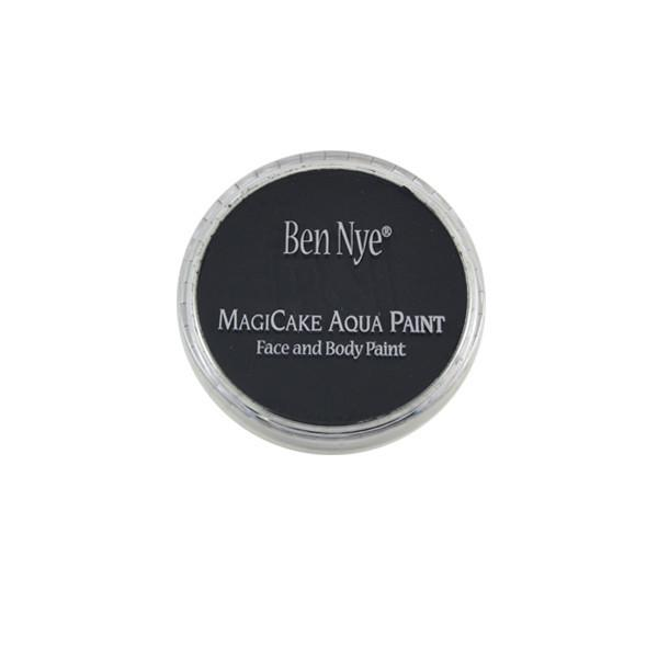 Ben Nye Magicake Aqua Paints - Licorice Black
