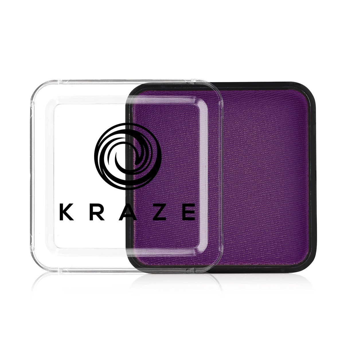Metallic Deep Purple Square 25g - Kraze