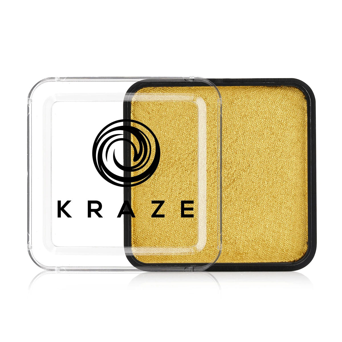 Metallic Gold Square 25g - Kraze