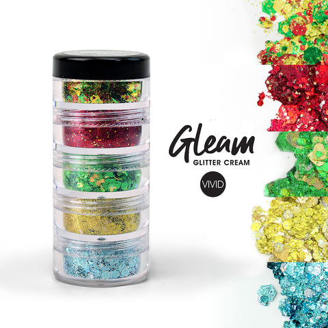 Christmas Miracle Gleam Chunky Glitter Stack
