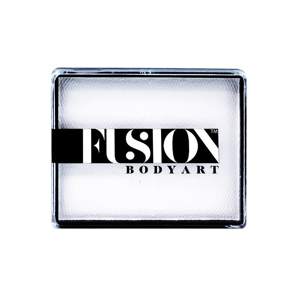 Fusion Body Art Face Paint - Prime Paraffin White 90gr