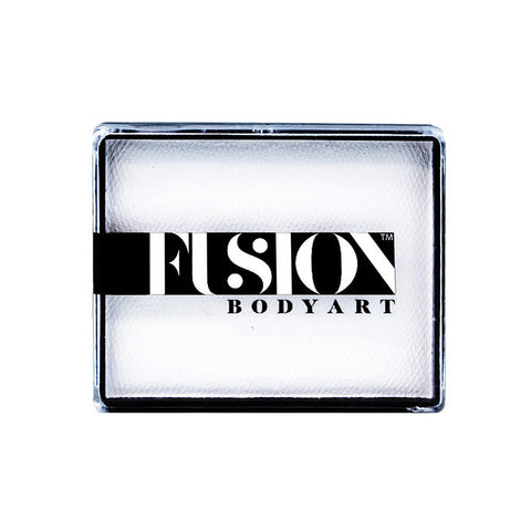Fusion Body Art Face Paint - Prime Paraffin White 50gr