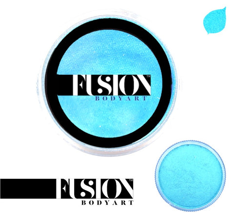 Fusion Body Art Face Paint - Pearl Winter Blue 25g