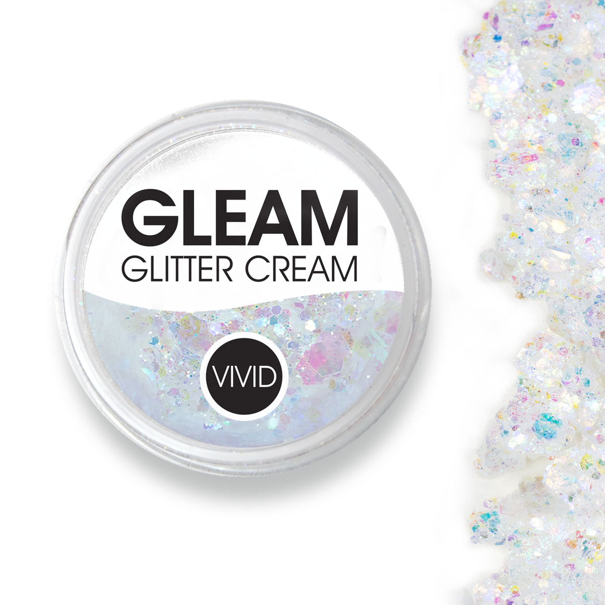 Purity - Gleam Chunky Glitter Cream