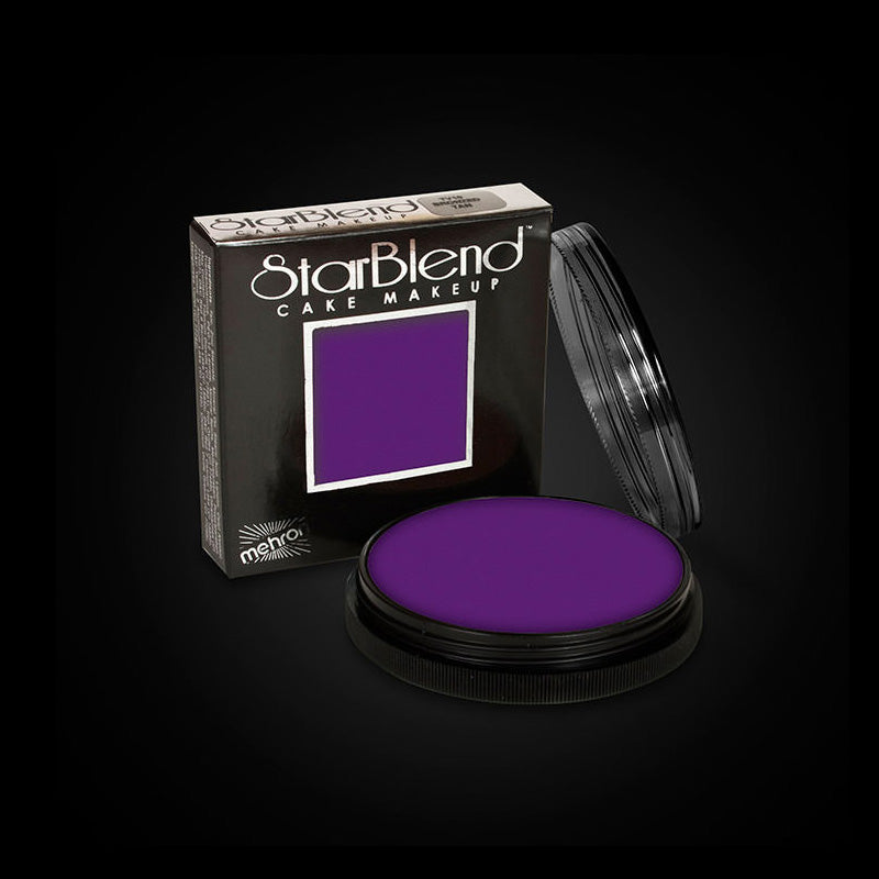 Purple Starblend Powder Makeup