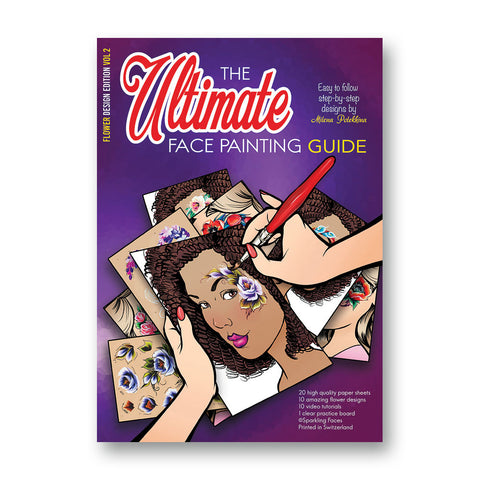 Ultimate Face Painting Guide #2 by Sparkling Faces