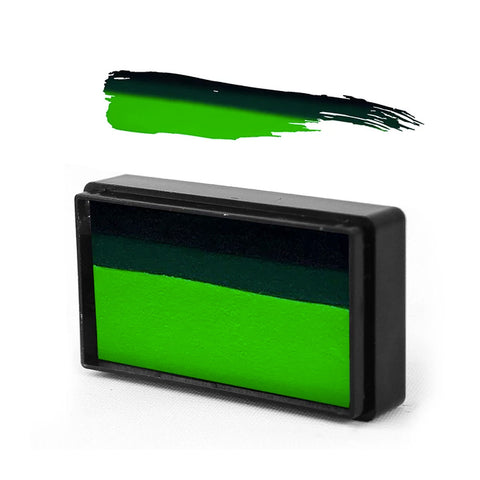 Turtle Green Arty Brush Cake - Susy Amaro's EZ Stroke Collection