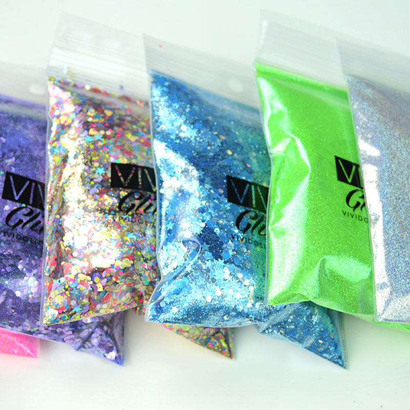 Chunky Glitter Refill Bags
