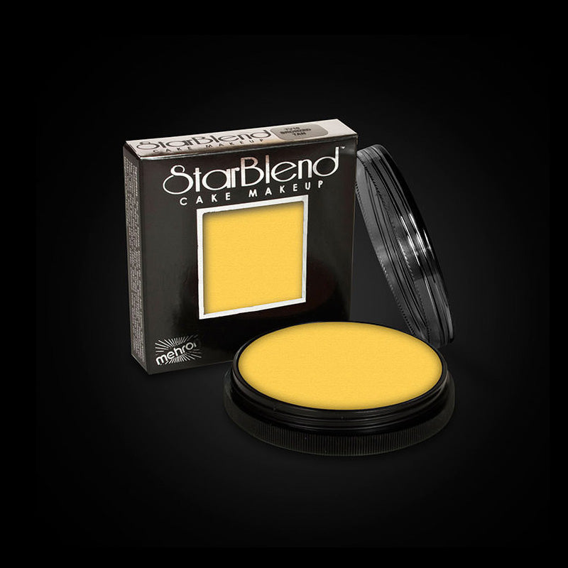 Yellow Starblend Powder Makeup
