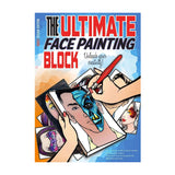 Adult Face Painting Practice Block by Sparkling Faces
