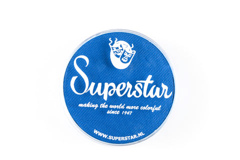 Superstar Face Paint - Brilliant Blue 16g