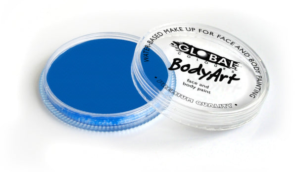 Global Body Art Face Paint - Neon Blue 32g