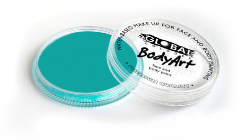 Global Body Art Face Paint - Standard Teal 32g