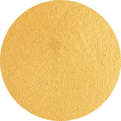 Superstar Face Paint - Gold with Glitter Shimmer 45g