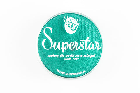 Superstar Face Paint - Peacock Shimmer 45g