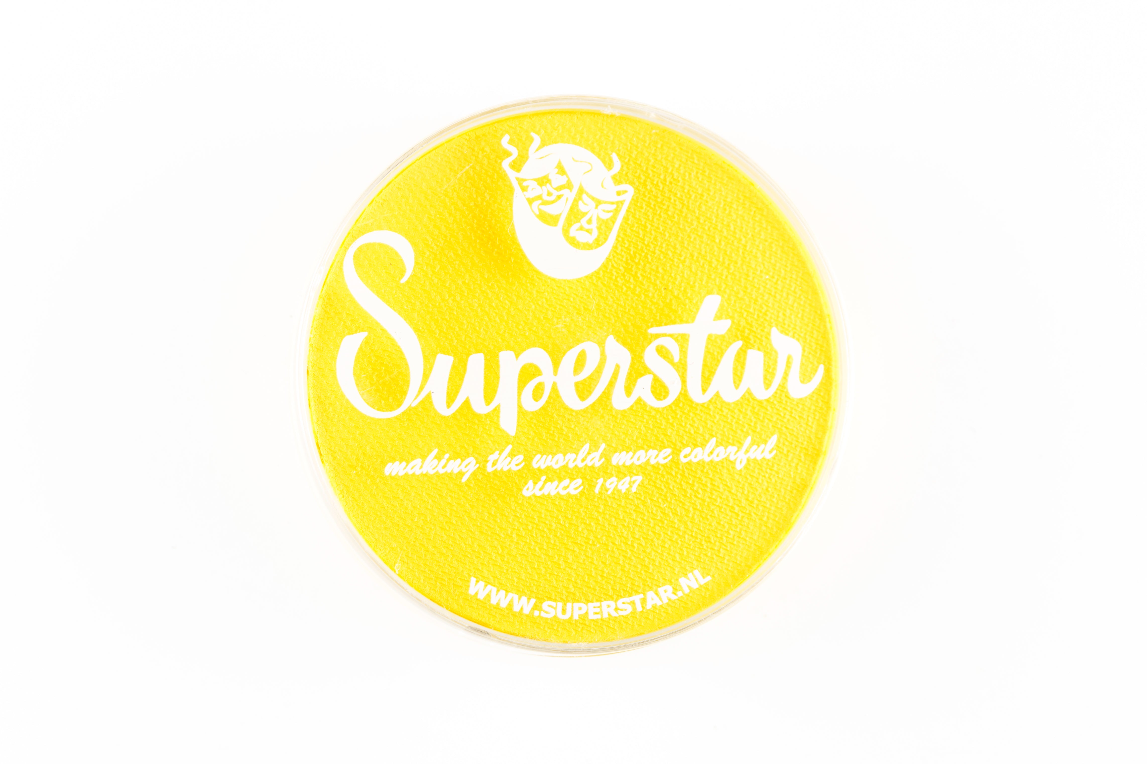 Superstar Face Paint - Yellow 16g