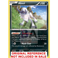 Absol 40/108 Roaring Skies Extended Art Custom Pokemon Card