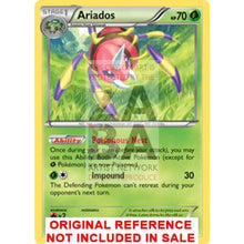 Ariados 6/98 Xy Ancient Origins Extended Art Custom Pokemon Card