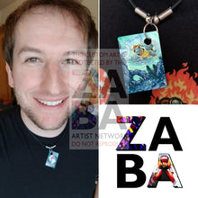 Blastoise 25/181 Team Up Extended Art Custom Pokemon Card 18 Necklace (Pic For Reference)