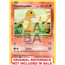 Charmander 9/108 Evolutions Extended Art Custom Pokemon Card