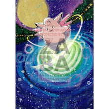 Clefable 82/122 Xy Breakpoint Extended Art Custom Pokemon Card Textless Silver Holographic