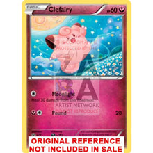 Clefairy 50/83 Generations Extended Art Custom Pokemon Card