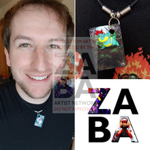 Croconaw 41/95 Call Of Legends Extended Art Custom Pokemon Card 18 Necklace (Pic For Reference)