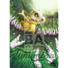 Cubone 90/146 Diamond & Pearl Legends Awakened Extended Art Custom Pokemon Card Textless Silver