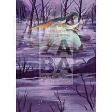 Donphan 17/109 Ex Ruby & Sapphire Extended Art Custom Pokemon Card Textless Silver Holographic