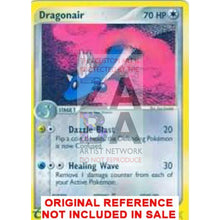 Dragonair 14/97 Ex Dragon Extended Art Custom Pokemon Card