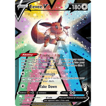 Eevee V Custom Pokemon Card