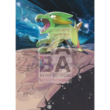 Electrike 63/99 Platinum Arceus Extended Art Custom Pokemon Card Textless Silver Holographic