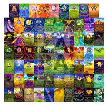 Entire Base Set Extended Art! (Choose A Single) Custom Pokemon Cards Card