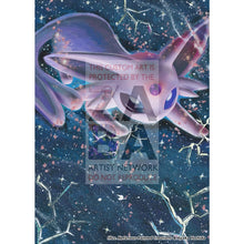Espeon Ex 52/122 Breakpoint Extended Art Custom Pokemon Card Silver Holo