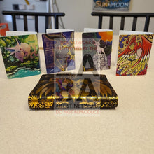 Espeon & Umbreon Lost Thunder Extended Art Custom Mini Binder Pokemon Packs