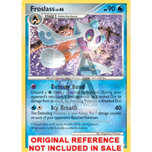 Froslass 3/146 Diamond & Pearl Legends Awakened Extended Art Custom Pokemon Card