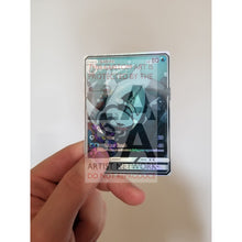Gabite (Water) Custom Pokemon Card