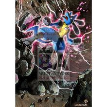 Garchomp 70/122 Breakpoint & Lucario 47/124 Fates Collide Canvas Card Extension Silver Foil / Only