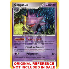 Gengar 18/100 Stormfront Redux Extended Art Custom Pokemon Card