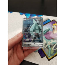 Gible (Water) Custom Pokemon Card Premium Non-Holographic