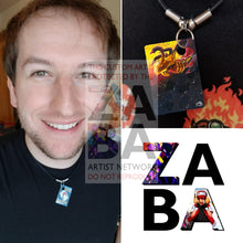 Giratina Xy184 Promo Extended Art Custom Pokemon Card 18 Necklace (Pic For Reference)