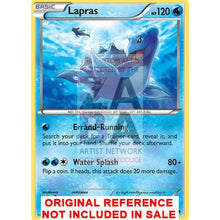 Lapras 28/122 Breakpoint Extended Art Custom Pokemon Card