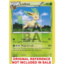 Leafeon 7/111 Xy Furious Fists Extended Art Custom Pokemon Card