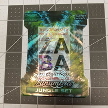 Lunumbra Jungle Set Pack- Pokemon Cards + Extended Art Reprint Pack Custom Packs