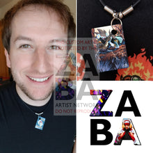 Luxray 5/99 Platinum Arceus Extended Art Custom Pokemon Card 18 Necklace (Pic For Reference)