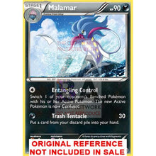 Malamar 46/98 Xy Ancient Origins Extended Art Custom Pokemon Card