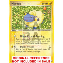 Mareep 67/109 Ex Team Rocket Returns Extended Art Custom Pokemon Card